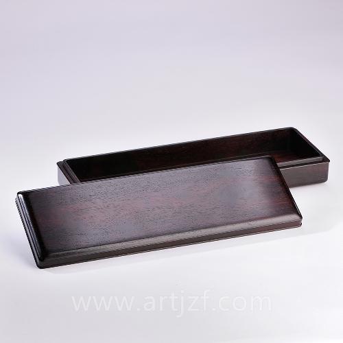 BZ410059 小叶紫檀木文盒