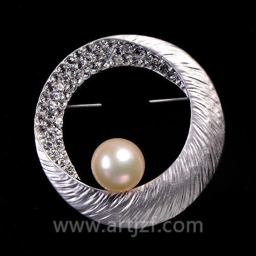 B210051珍珠胸针