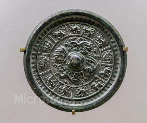 唐代铸镜工艺是我国历史上的鼎盛时期